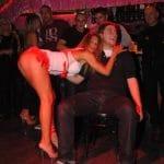 Stripteaseuse Erstein